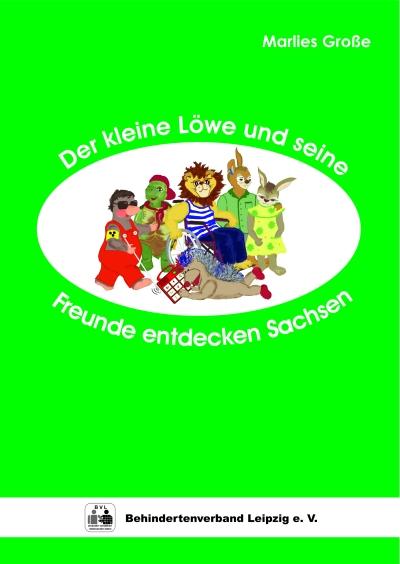 Buchdeckel Sachsen